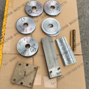 Plastic Profile Lamination Machine for Stamping with Foil pictures & photos