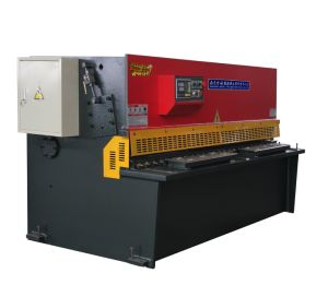 High Precision Hydraulic Nc Metal Cutting Machine (QC12Y-16X2500) pictures & photos
