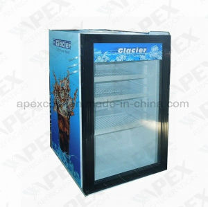 silent Working Hotel Auto Minibar Mini Display Fridge Mini Bar Fridge pictures & photos