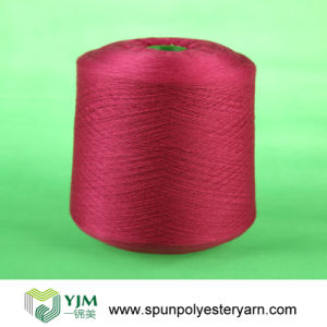 40/2 Polyester Spun Sewing Thread for Dyed Yarn pictures & photos