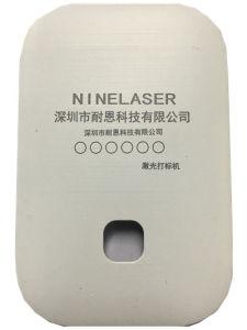20W Hot -Selling Desktop Laser Marker with YAG Laser Source pictures & photos