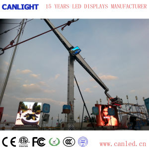 Outdoor P8 Fixed Full Color LED Display for Advertising Screen pictures & photos