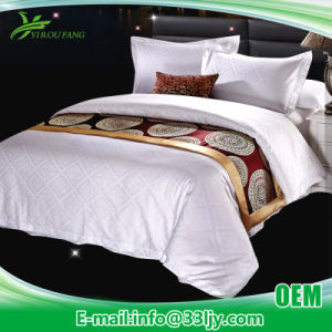 Hot Sale Wholesale Cotton Bed Sheet Set for Hospital pictures & photos
