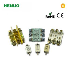 Knife Contactor Fuse Rt16 10A pictures & photos