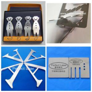 300W Stainless Steel Sheet Metal Fiber Metal Cutting Machine pictures & photos