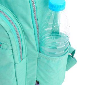 Ladies Waterproof Wrinkled Nylon Laptop Computer Shoulder Backpack School Bag pictures & photos