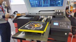 Direct to Garment Printer Super Fast DTG Printer for Dark Tshirts pictures & photos
