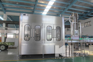 Turnkey Purified Water Bottling Plant (CGF24-24-8) pictures & photos