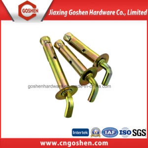 Yellow Zinc Plated Expansion Anchor Bolt Type J pictures & photos