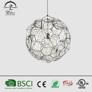 Hot! Modern Copper Color Stainless Decoration Web Lighting pictures & photos