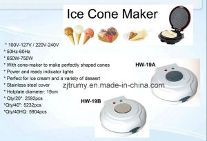Home Use Ice Cone Maker pictures & photos