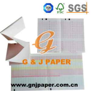 Good Package Medical EKG Recording Chart Paper in Small Rolls pictures & photos