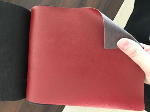 PU Shammy/Chamois Leather for Shoes pictures & photos
