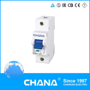 CB and TUV up to 125A MCB Miniature Circuit Breaker pictures & photos