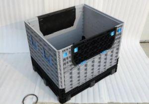 Plastic Logistic Collapsible Bin Plastic Pallet Boxes pictures & photos