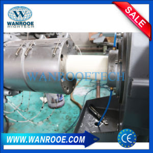 Factory Manufacturing Double Screw Pipe Extruder pictures & photos