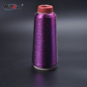Top Quality Control Strong Metallic Thread for Embroidery pictures & photos