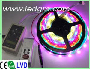 Color 5050 RGB Flexible LED Strip Light pictures & photos