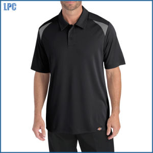 Breathable Quick Dry Polo Shrit for Bank Clerk Uniform pictures & photos