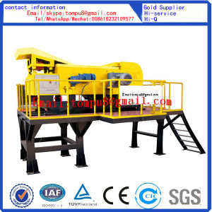 Used for Recycling Ferrous Metals Tin Ore Magnetic Separator Price with Good Outside Package pictures & photos