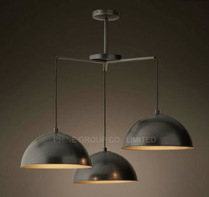 Wonderful Metal Lampshade Fixture Interior Bar Shop Pendant Lamp pictures & photos