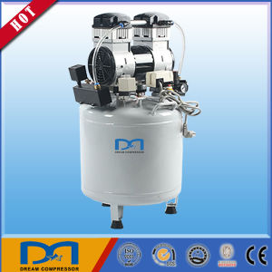 Silent Oil Free Piston Rings Air Compressor, 3HP Electric Air Compressor pictures & photos