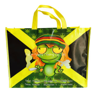 Compound Tote Non Woven Bag with Customized Printing pictures & photos