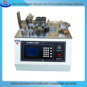 Lab Equipment Horizontal Insertion and Extraction Force Test Machine pictures & photos