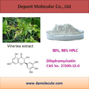 Top Quality Vine Tea Extract 98% Dihydromyricetin CAS No. 27200-12-0 pictures & photos