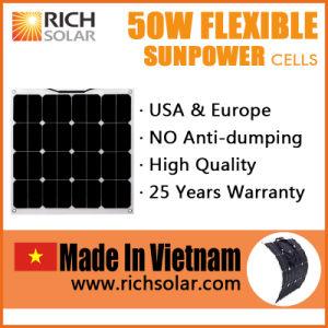 40W 50W 60W 80W 90W 100W 120W 150W 160W Flexible Solar Panel