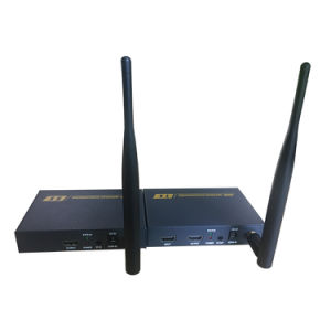200m Wireless HDMI Extender 2.4GHz/5.8GHz pictures & photos