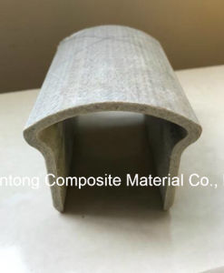 GRP/FRP Profile Structures/Fiberglass Pultrusion Product pictures & photos