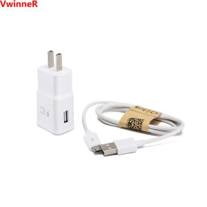 for Samsung Credit Fast Charging Wall Travel USB Charger Adapter pictures & photos
