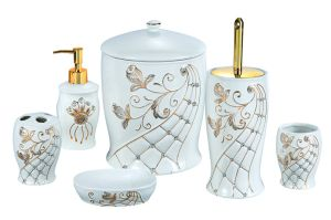 6PCS Ceramic Bathroom-Ware Set pictures & photos