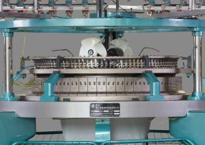 High Speed Terry Circular Knitting Machine pictures & photos