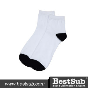 Bestsub 22cm Women Sublimation Socks (DLW03) pictures & photos