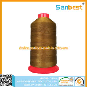 100% High Tenacity Polyester Sewing Thread 150d/3 pictures & photos