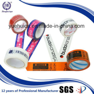 Company Brand Print with Tape Logo pictures & photos