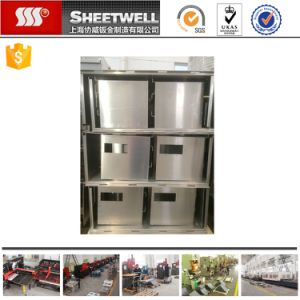 Electric Cabinet or Metal Case / Sheet Metal Case pictures & photos