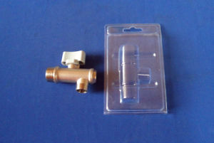 Plastic Packing Box for Valve Products PVC Clamshell Box for Valve Products pictures & photos