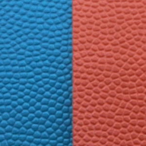 PVC Artificial Raw Material Leather for Varies Balls pictures & photos