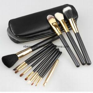 Makeup Eye Brush Set - Eyeshadow Eyeliner Blending Crease Kit - Best Choice 12 Essential Makeup Brushes - Pencil, Shader, Tapered, Definer - Last Longer Esg1007 pictures & photos