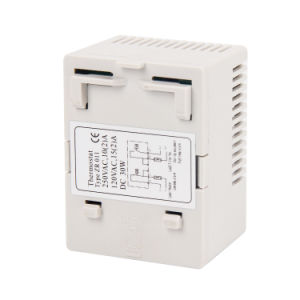 Mechanical Adjustable Stego Dual Cabinet Thermostat Zr 011 pictures & photos