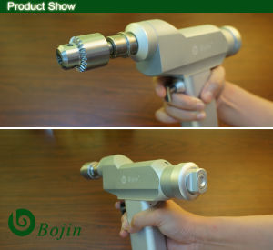 Importers of Surgical Instruments Electric Bonr Drill in Germany Bj4103 pictures & photos