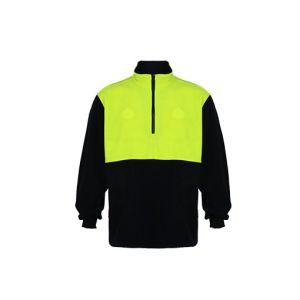 Wholesale Crewneck Reflective Safety Sweatshirt