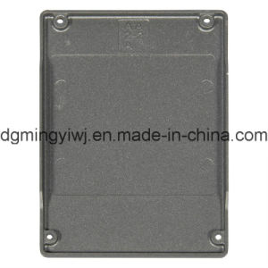 Chinese Factory Made Aluminum Alloy Die Casting for Panels with CNC Machining Which Approved ISO9001-2008