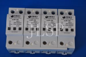 Surge Protective Device 20ka 230/400V, Jlsp-400-100, SPD, 100-020 pictures & photos