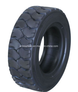 Armour (6.00-9, 6.50-10, 7.00-12, 28*9-15, 8.25-15 PLT328) Forklift Tire/Industrial Tire pictures & photos