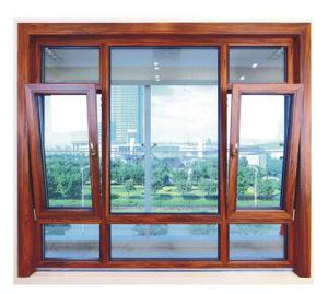 Casement Aluminum Wood Window