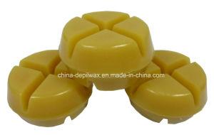 Honey Hard Wax Block of Brazilian Waxing pictures & photos